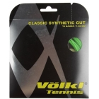 Volkl Classic Synthetic Gut Neon Green 16g - Volkl Tennis String
