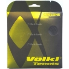 Volkl Cyclone Black 16g (Set) - Tennis String Categories