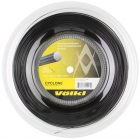 Volkl Cyclone Black 19g (Reel) - Tennis String
