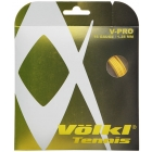 Volkl V-Pro Yellow 16g (Set) - Volkl Polyester String
