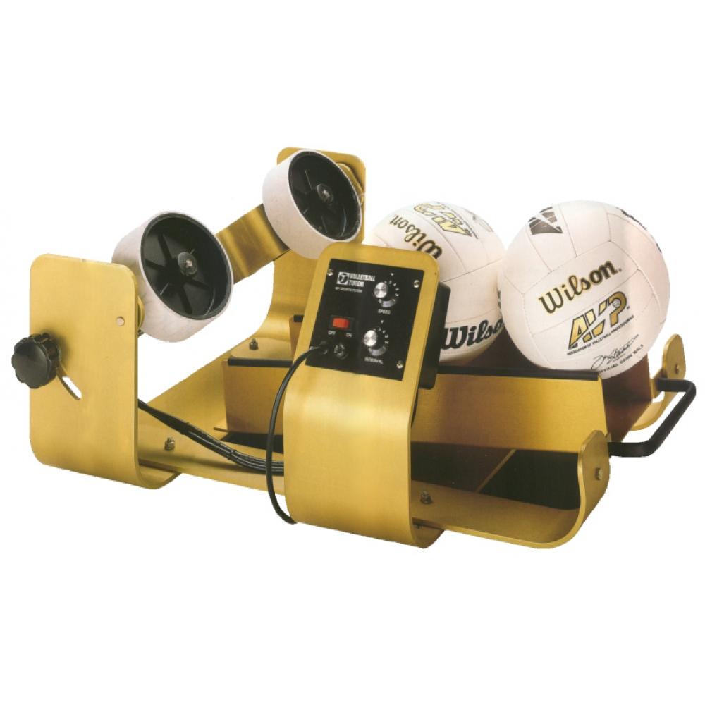 Sports Tutor Volleyball Tutor AC Powered (Gold Model)