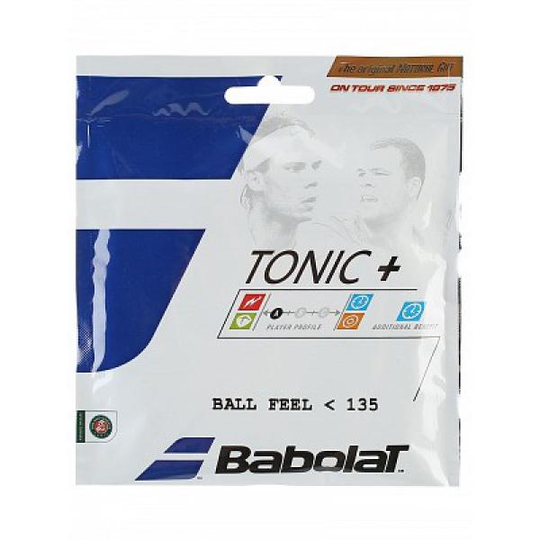 Babolat Tonic+ 15L Ball Feel Tennis String (Set)
