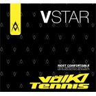 Volkl V-Star 19g (Set) - Polyester Tennis String