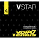 Volkl V-Star 19g (Set) - Tennis String