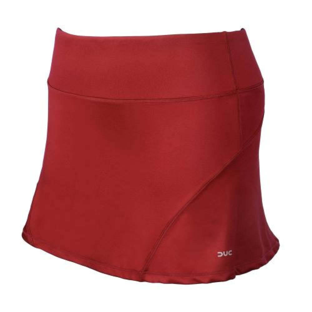 DUC Avalon Women's Tennis Skort (Cardinal)