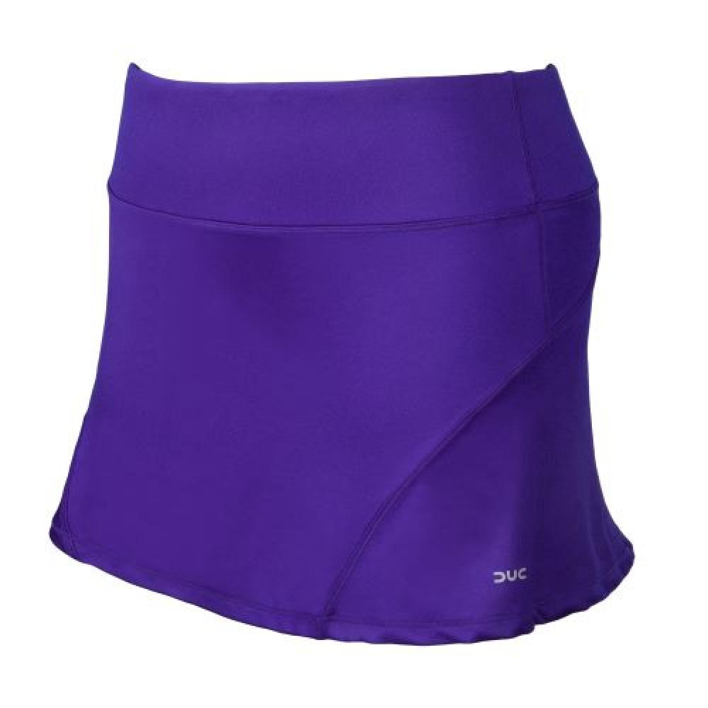 DUC Avalon Women's Tennis Skort (Purple)
