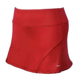 DUC Avalon Women's Tennis Skort (Red)
