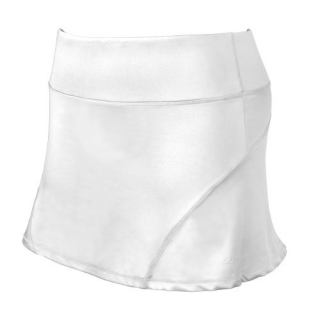 DUC Avalon Women's Tennis Skort (White)