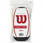 Wilson Advantage Overgrip 30-pack (Black) - Absorbent Over Grips