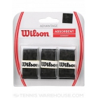 Wilson Advantage Overgrip 3-pack  - Tennis Grips