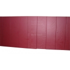Wall Pads 2'x6' Ethafoam - Courtmaster Tennis Equipment