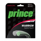 Prince Warrior Hybrid Touch 18g/16g (Set)  - Hybrid and 1/2 Sets Tennis String