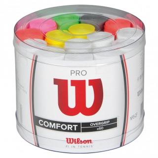 Wilson Pro Overgrip 60x Bucket (Assorted Colors)