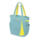 Wilson Women's Blue/Yellow Tennis Tote  - Best Sellers