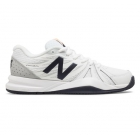 New Balance Women's WC786WN2 (D) Tennis Shoes (White/Navy) [copy] - Types of Tennis Shoes