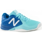 New Balance Women's WC996BL2 (B) Tennis Shoes (Lt. Blue/Blue) - Tennis Shoe Guarantee