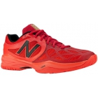 New Balance Women's WC996GSF (B) Tennis Shoes (Red) - New Balance MC996/WC996 Tennis Shoes