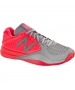 New Balance Women's WC996PG2 (B) Tennis Shoes (Pink/Grey) - New Balance MC996/WC996 Tennis Shoes