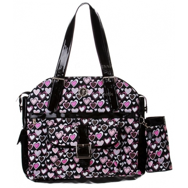 Whak Sak Daydreamin Ultimate Tote Black / Pink