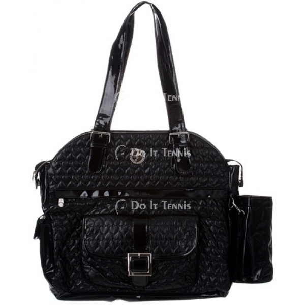 Whak Sak I'm In Love Ultimate Tote Black