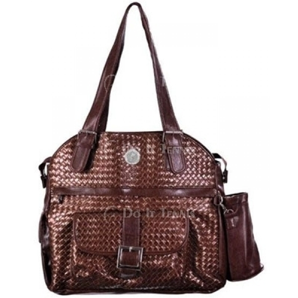 Whak Sak Mocha Ultimate Tote Brown