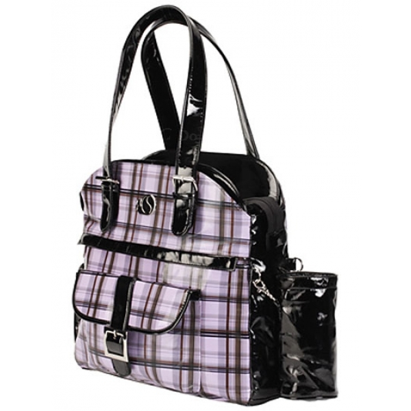 Whak Sak Purplicious Ultimate Tote