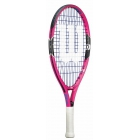 Wilson Burn Pink 19 Junior Tennis Racquet - Wilson