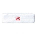 Wilson Headbands-Wilson Logo - Wilson Headbands & Writsbands Tennis Apparel