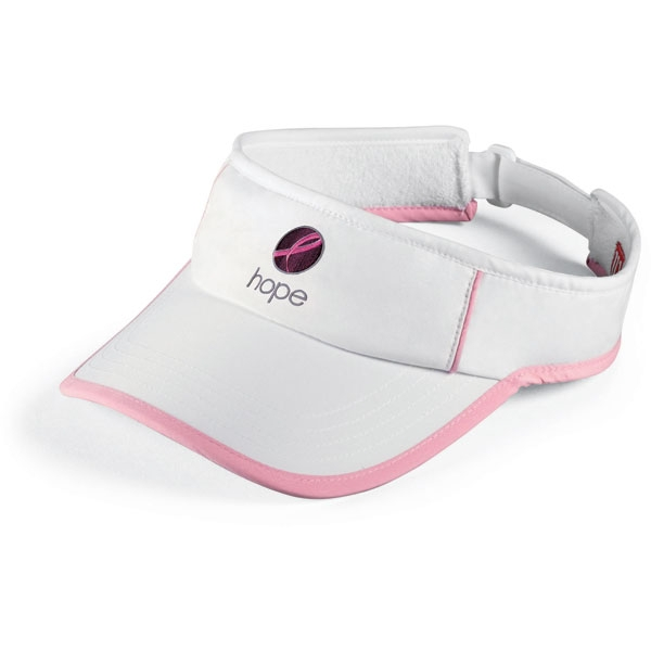 Wilson Hope Visor (White)
