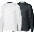 Wilson Men's Body Mapping Long Sleeve Crew - Wilson Men's Apparel Tennis Apparel