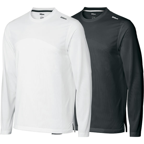 Wilson Men's Body Mapping Long Sleeve Crew