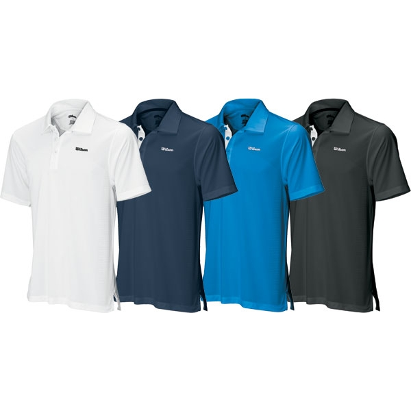 Wilson Men's Body Mapping Polo