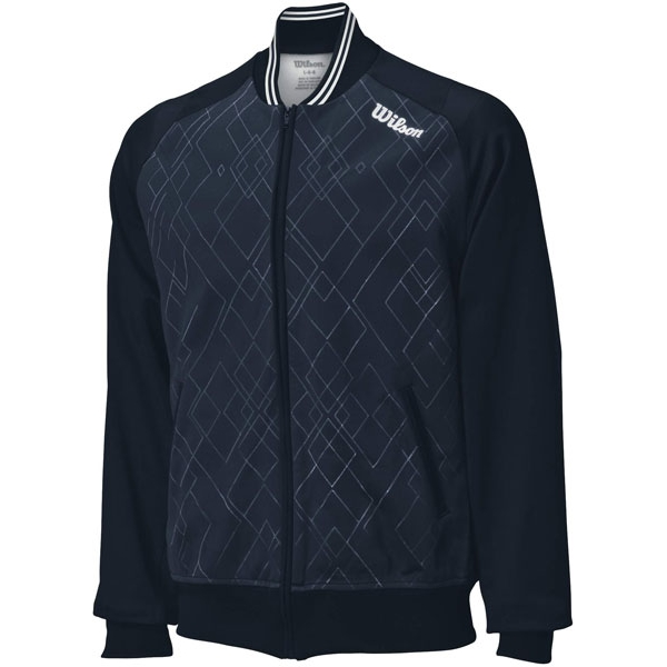 Wilson Men's Country Club Jacket (Nvy/ Wht)