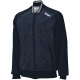 Wilson Men's Country Club Jacket (Nvy/ Wht) - Men's Outerwear Jackets Tennis Apparel
