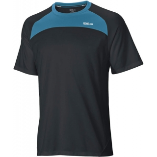 Wilson Men's Laser Speed Crew (Blk/ Teal/ Wht)