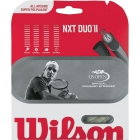 Wilson NXT Duo II 16g (Set) - Wilson Tennis String