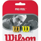 Wilson Pro Feel (Gold/ Yellow) - Accessory Showcase