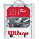 Wilson Pro Overgrip 12 Pk (White) - Over Grip Brands