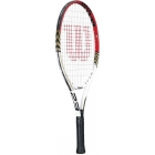 Wilson Roger Federer 23 '12 Junior Racquet - Tennis Racquets For Kids 7 & 8 Years Old