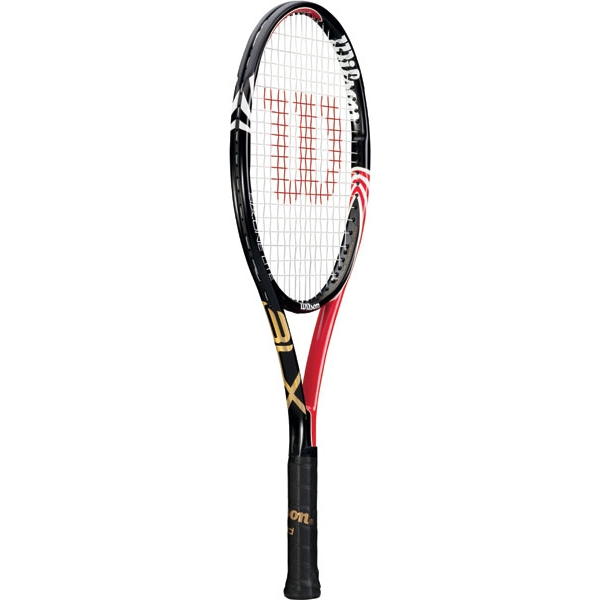 wilson six one lite blx tennis racquet do it tennis. Black Bedroom Furniture Sets. Home Design Ideas