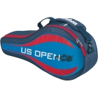Wilson US Open Triple Bag - Wilson US Open Tennis Bags