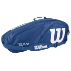 Wilson Team II Navy 3 Pack Tennis Bag (Navy/White) - Wilson