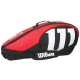 Wilson Match II 3 Pack Tennis Bag - Tennis Racquet Bags