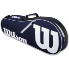 Wilson Advantage II Tennis Bag (Navy/White) - Wilson Advantage Tennis Bags