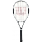 Wilson H6 Hammer Tennis Racquet - Adult Recreational & Pre-Strung Tennis Racquets