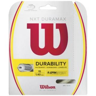Wilson NXT Duramax 15g Tennis String (Set)
