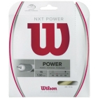 Wilson NXT Power 16g (Set) - Wilson Tennis String