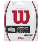 Wilson Optimus 16g Silver (Set) - Multi-filament Tennis String