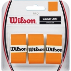 Wilson Pro Overgrip Burn 3 Pack - Wilson Replacement Grips and Overgrips