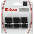 Wilson Pro Overgrip Sensation 3 Pack (Colors Available) -